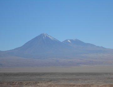 Vulcão Licancabur (Bolívia)
