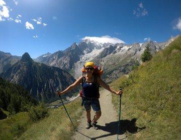 TMB -  Trekking Du Mont Blanc