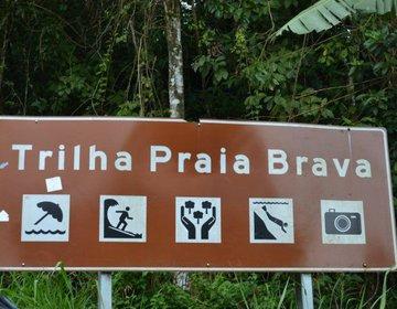 Praia Brava de Boiçucanga