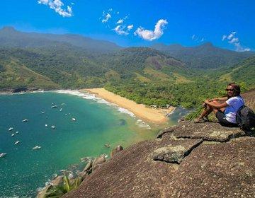 Trilhas Do Bonete + Praia Das Enchovas - Ilhabela