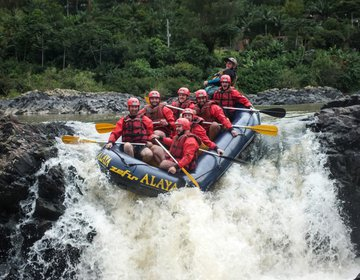Rafting e Tirolesa em Apiúna-SC