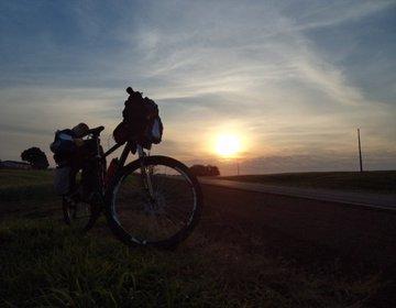 Viagem de Bicicleta de Foz a Maringá (426 km)