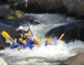 Rafting - Rio Cubatão