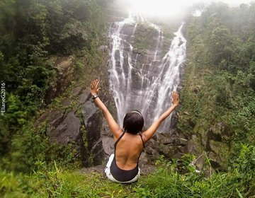 Cachoeira Da Água  - Ubatuba SP
