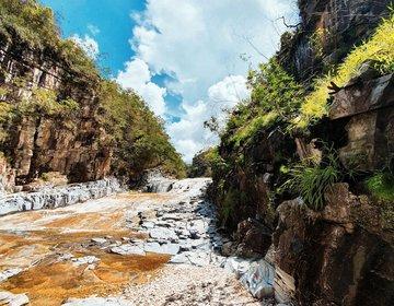 Paraíso Perdido, Capitólio | Brasil