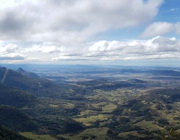 Trilha Morro Azul - Tajuvas e Pedra Branca