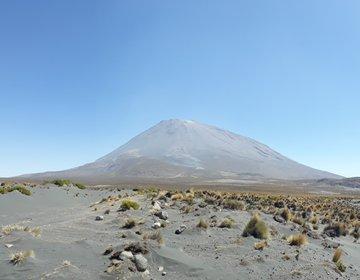 Vulcão Misti: muito esforço, contratempos e o cume!