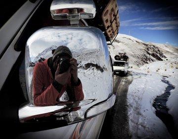 Carretera de la Muerte, La Paz - Yungas -  Bolivia