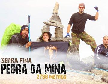 Pedra da Mina - Serra Fina