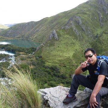 Peruvian Mountains E.i.r.