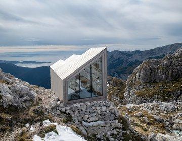 Montanhas da Eslovênia - Skuta - Aventura saudável