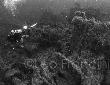 Mergulho no Naufrágio Rio Negro - Ilha da Queimada Grande