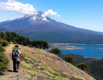 Parque Conguillio - Chile