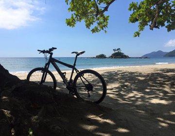 Pedal Praia de Castelhanos - Ilhabela