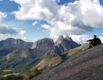 Branca de Neve - Parque Estadual dos Três Picos   RJ