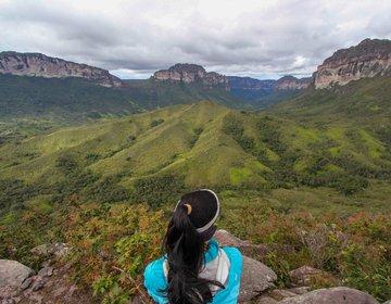 Trekking no vale do Pati, em 8 dias