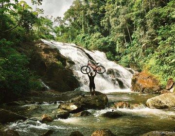 Mountain Bike Cachoeira da Captação   Caraguatatuba