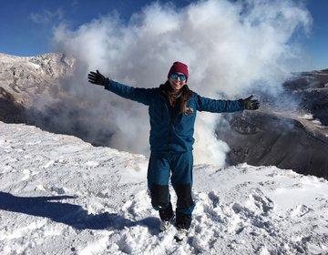 Hiking Vulcão Villarica