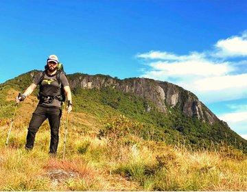 Pico Santo Agostinho Parque Nacional Serra Do Papagaio
