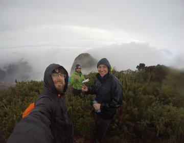 Desbravando o Pico Paraná
