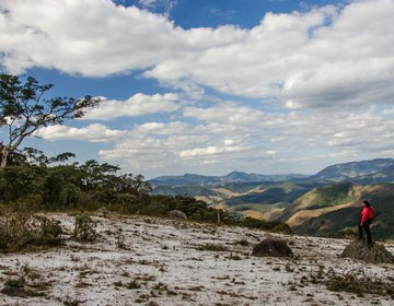 Serra das Flores - Olaria/MG