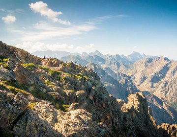 GR20 Great Trail | Corsica Island, France