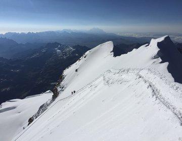 Expedição Target - Huayna Potosi 2015