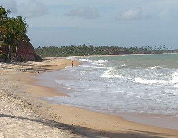 Barra do Cahy - Prado - BA