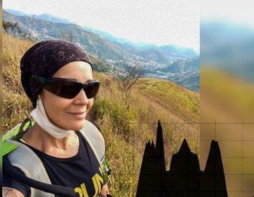 Caxambu-trilha Do Curral + poço