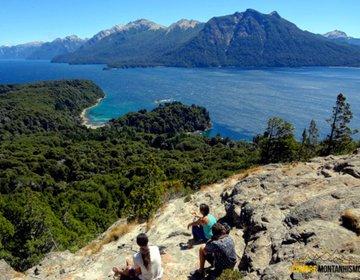 Verão em Bariloche. Trekking, Bike e Kayak