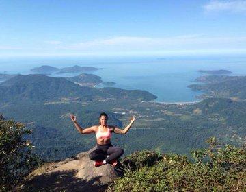 Pico do Corcovado - Ubatuba- SP