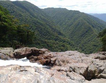 Cachoeira da Torre, Volta pela Serra do Mar
