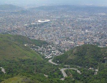 Morro do Elefante ( Parque Nacional da Tijuca )