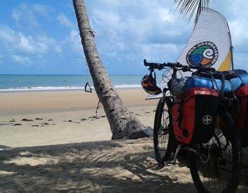 Cicloviagem pelo Litoral do Ceará - Quixaba - Jericoacoara