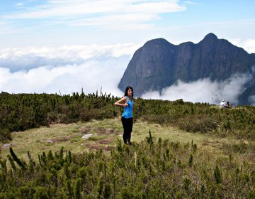 Pico Caratuva