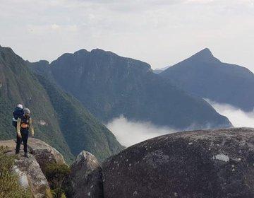 Travessia da Serra do IBITIRAQUIRE