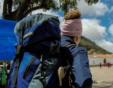 Mochilão Bolívia - Peru