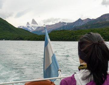 CRUCE INTERNACIONAL GLACIARES, Patagônia Argentina e Chilena