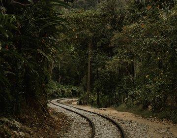 Peru dia 2 - Trilha rumo a Machu Picchu