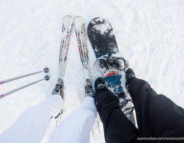 Snowboard no Fim do Mundo | Cerro Castor - Ushuaia
