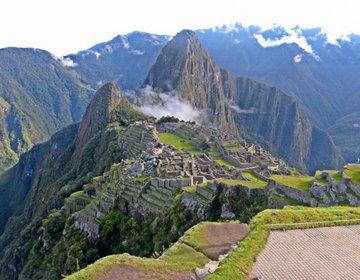 Mochilão Peru