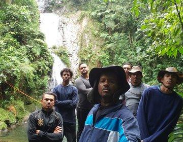 Cachoeira Do Funil Embu Guaçu