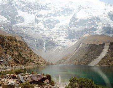 Peru dia 5 - Laguna Humantay