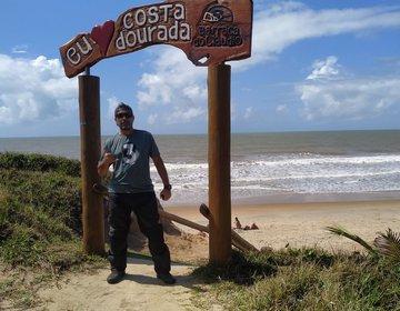 Balneário De Costa Dourada Mucuri Bahia