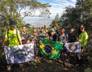 Desafio Paratleta Jean Sampaio no Pico da Pedra Branca
