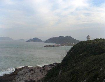 Trilha e Acampamento Selvagem Praia de Naufragados - Floripa