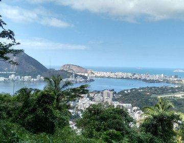 Travessia Humaitá x Pedra Bonita (PN Tijuca - RJ) - Solo