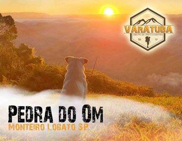 Pedra do Om - Monteiro Lobato/SP