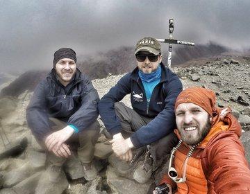 Expedição Cerro Plata - ARG - Jan/19
