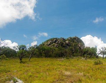 Pico do Itacolomi - Itambé do Mato Dentro
